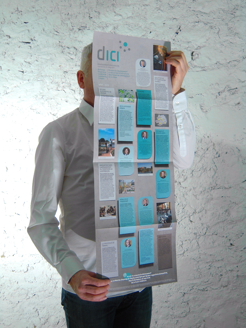 Mailing DICI Newsletter Cover
