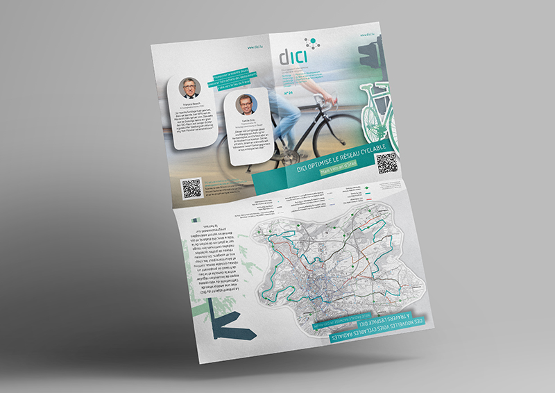 Mailing DICI-Infoletter 4 Cover