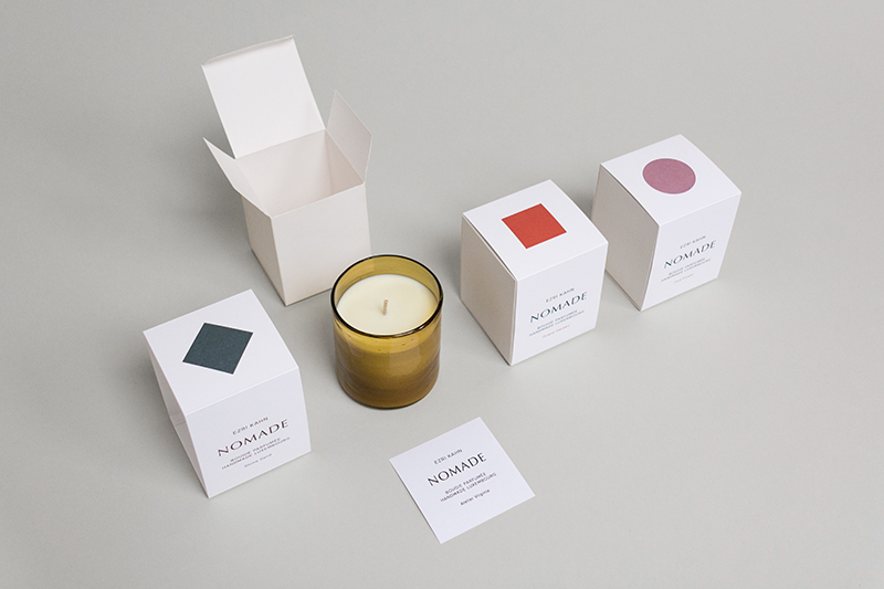 Packaging Bougies Nomade Ezri Kahn 07