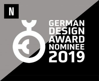GDA German Design Award 2019 Nominierung Preview Claudia Eustergering Design